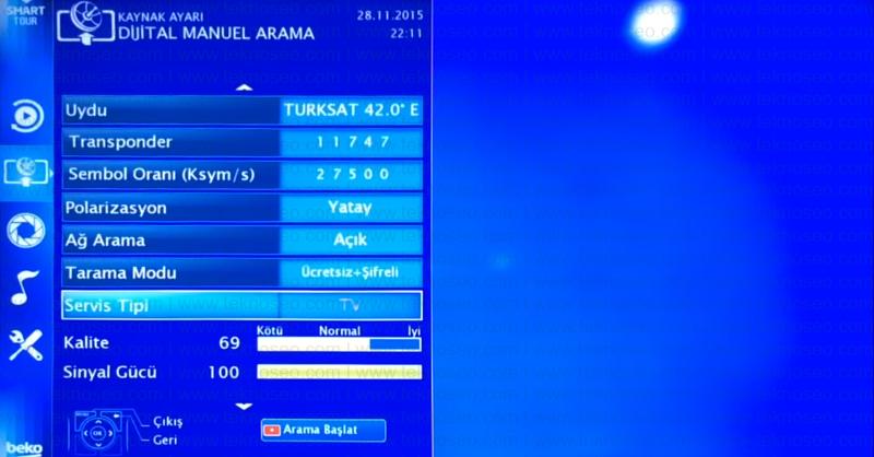 bekosmart tv kanal arama,beko smart tv sinyal yok,beko smart tv turksat 4a kurulumu,beko smart tv uydu ayarları