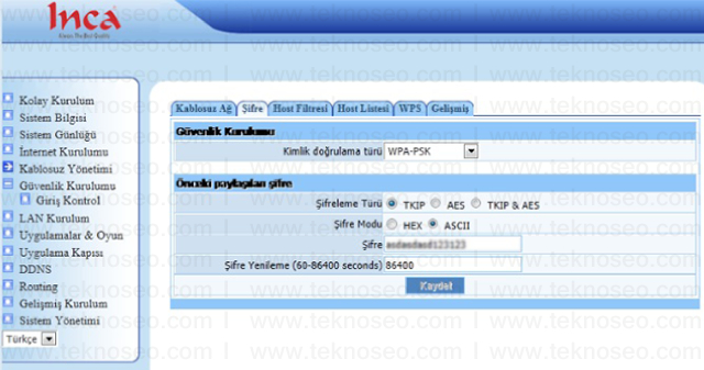 inca im-310nx arayüz giriş şifresi,inca im-310nx modem kurulumu,inca im-310nx kablosuz ayarları,inca im-310nx sıfırlama