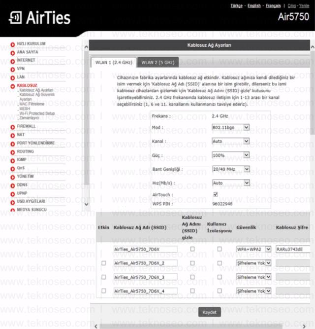 airties air 5750 arayüz giriş şifresi,airties air 5750 modem kurulumu,airties air 5750 kablosuz ayarları,airties air 5750 sıfırlama