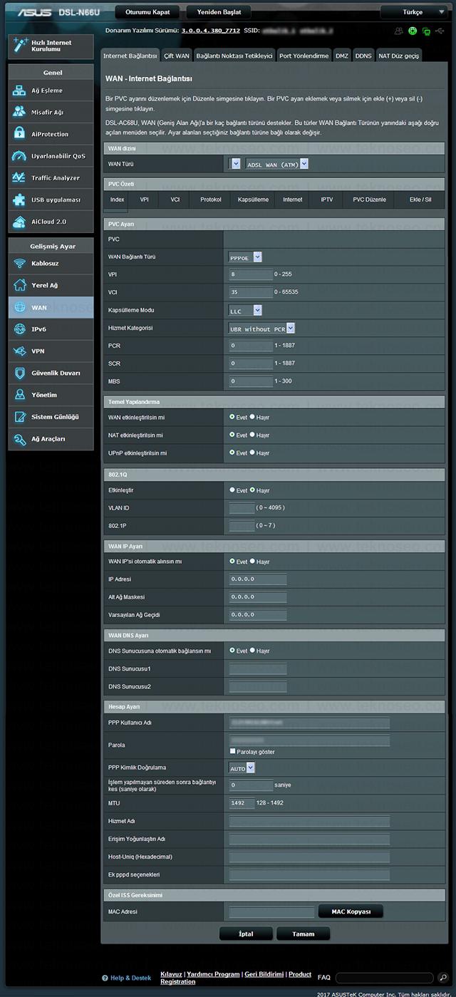 asus dsl-n66u arayüz giriş şifresi,asus dsl-n66u modem kurulumu,asus dsl-n66u kablosuz ayarları,asus dsl-n66u sıfırlama
