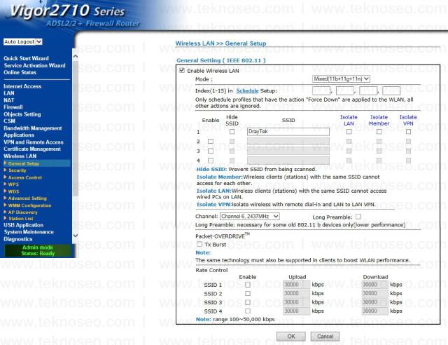 draytek vigor 2710n arayüz giriş şifresi,draytek vigor 2710n modem kurulumu,draytek vigor 2710n kablosuz ayarları,draytek vigor 2710n sıfırlama