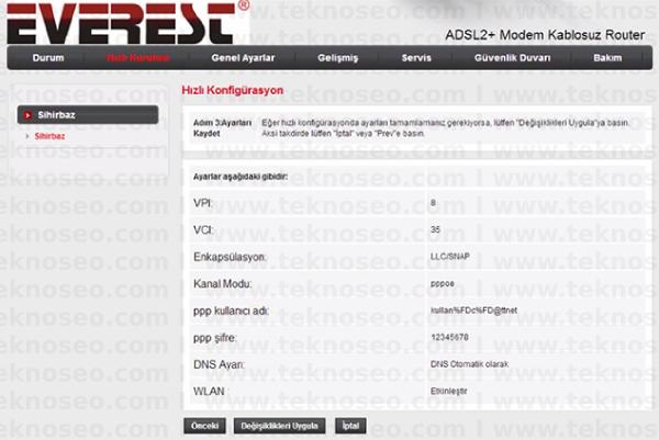 everest sg-1850 arayüz giriş şifresi,everest sg-1850 modem kurulumu,everest sg-1850 kablosuz ayarları,everest sg-1850 sıfırlama