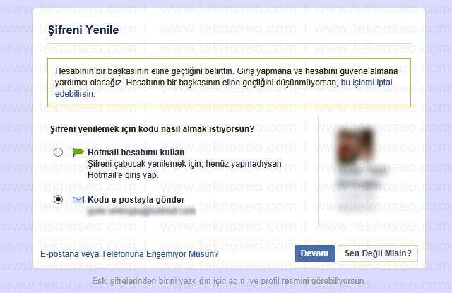 çalınan facebook hesabını geri alma,facebook.com hacked,facebook şifrem değiştirilmiş,facebook hesabım başkasının eline geçti,facebook