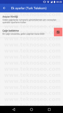android 7.1.1 arama bekletme,general mobile 5 plus arama bekletme nasıl yapılır,general mobile çağrı bekletme,general mobile meşgulken arayanı görme