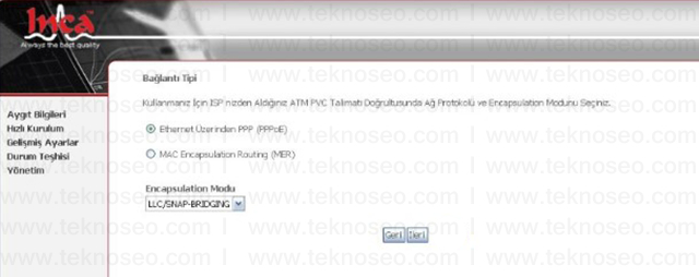 inca im-104 arayüz giriş şifresi,inca im-104 modem kurulumu,inca im-104 internet ayarları,inca im-104 sıfırlama