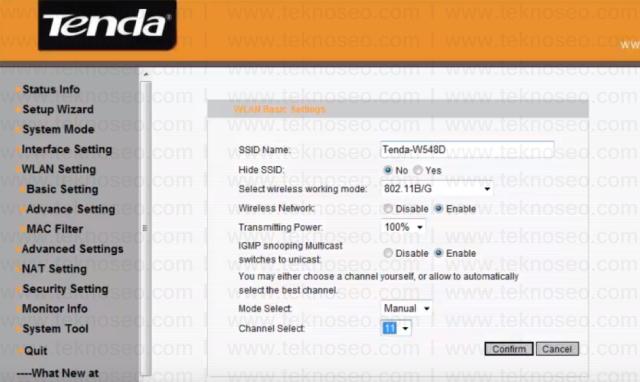 tenda w548d arayüz giriş şifresi,tenda w548d modem kurulumu,tenda w548d kablosuz ayarları,tenda w548d sıfırlama