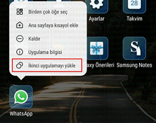 bir telefona iki whatsapp hesabı kurma,telefona ikinci whatsapp hesabı nasıl yüklenir,çift sim kartlı telefonlarda whatsapp nasıl kullanılır,android cihazlarda iki whatsapp kullanma