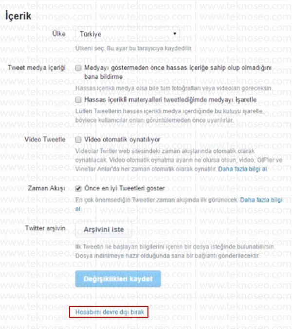 twitter delete account,twitter hesabı nasıl kapatılır,twitter hesap silme,twitter kalıcı hesap kapatma
