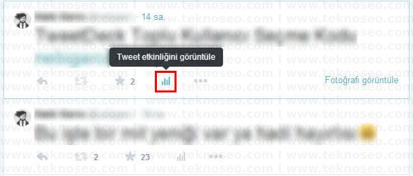 tweetimi kaç kişi okudu,twitter hesabıma kimler bakmış öğrenebilir miyim,twitter profilime kim bakmış,attığım tweeti kaç kişi görmüş