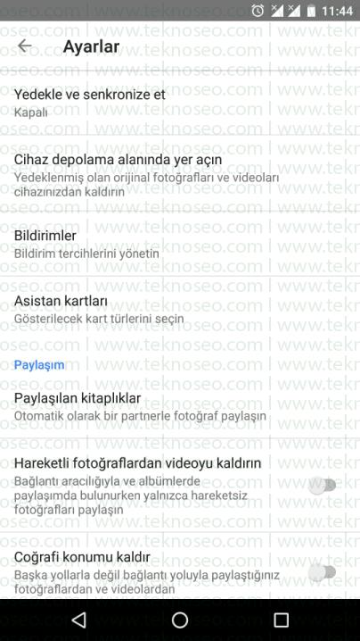 android google plus yedek,android yedekleme,google+ yedekleme ayarları,sadece wi-fi üzerinden yedekleme