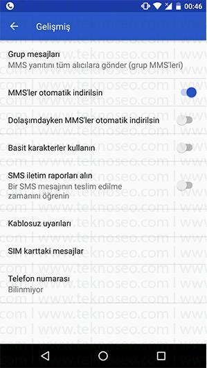 general mobile,toplu sms'lerin mms'e dönüşmesi,birden fazla kişiye sms atma,toplu mesaj grubu oluşturma
