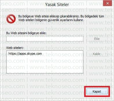 skype reklam kapatma,skype reklamları nasıl kapatılır,reklam yasaklama,reklam yasaklama nasıl yapılır