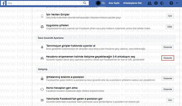 facebook güvenilir kişi ekleme,facebook güvenilir kişi nedir,facebook güvenilir kişi seçme,facebook güvenilir kişi nasıl eklenir