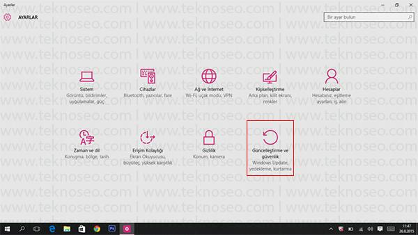 windows 10 fabrika ayarlarına alma,windows 10 format,windows 10 nasıl sıfırlanır,windows 10 cdsiz format