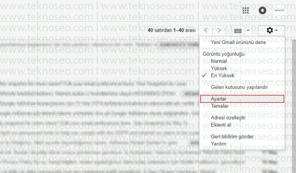 gmail'de spam engelleme,gmail'de kural nasıl oluşturulur,istenmeyen mailleri otomatik silme,istenmeyen mailleri engelleme