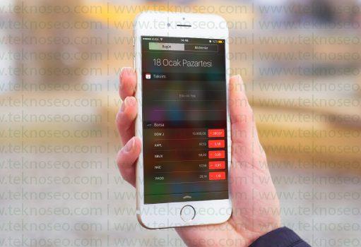 iphone bildirim merkezi,bildirim merkezi kişiselleştirme,bildirim merkezi nasıl düzenlenir,bildirim merkezi ayarları