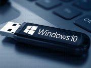 windows 10,iso indir,kurulum usb hazırlama,programsız kurulum usb hazırlama,windows 10 kurulum usb'si hazırlama