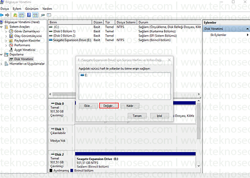sürücü harfi nasıl değiştirilir,sürücü harfi değiştirme,sürücü harfi değiştirme d yok,dvd sürücü harfi değiştirme,windows 10 sürücü harfi değiştirme