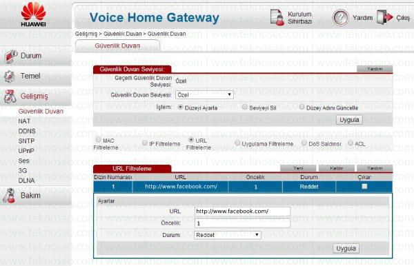 url filtreleme nedir,modemden youtube filtreleme,huawei hg521 site engelleme,huawei modem ebeveyn kontrolü