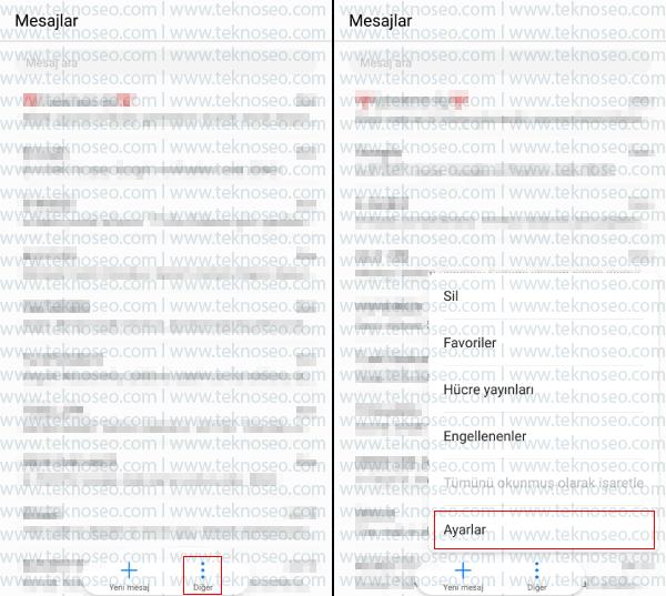 huawei,gönderilen sms geri alma,gönderilen sms iptal etme,huawei sms geri çekme özelliği