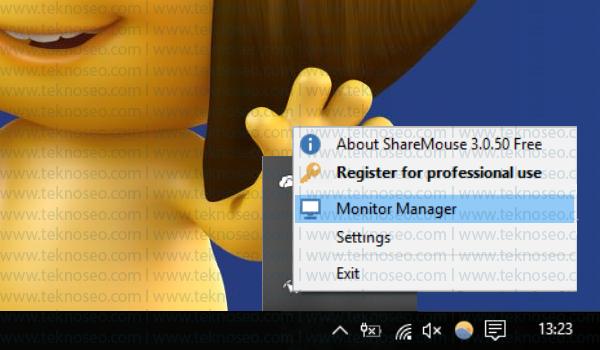 share mouse,bir mouse iki bilgisayardan kullanma,klavye paylaşımı,iki bilgisayar arası dosya aktarımı,dosya paylaşımı