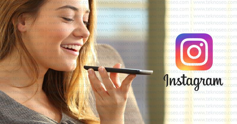 instagram,sesli mesaj özelliği,sesli mesaj nasıl gönderilir,instagram voicemail,sesli mesaj gönderemiyorum